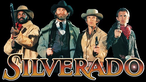 Silverado the movie poster