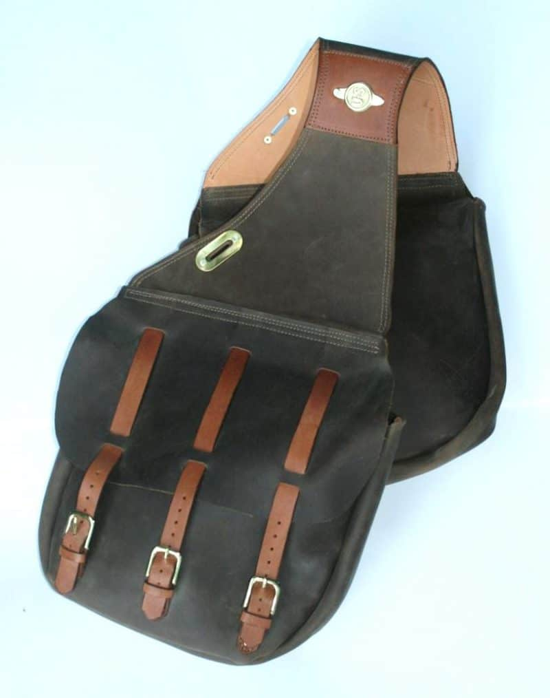 Cavalry Bags two tone