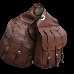 Cavalry Saddle Bags