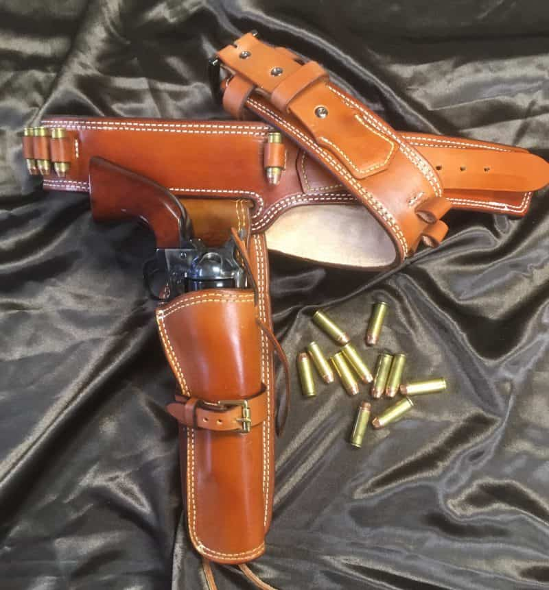 Gunsmoke holster