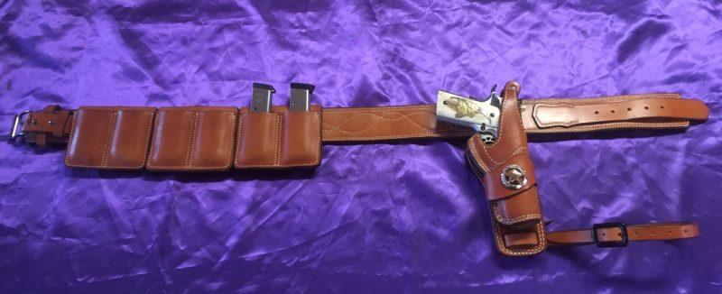 The Dutch gunbelt