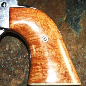 Blistered Maple grips