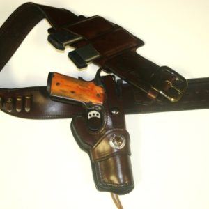 Wild Bunch Holster by Marston Gunleather